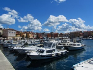 Rovinj - The harbor