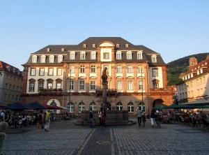 Heidelberg - historical center